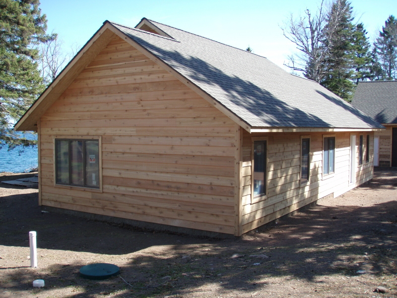 Lakeside Guest Cabin